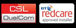credited logos